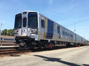 New M9 Rail Car