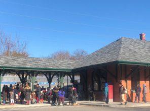 East Hampton Station 12-15-18