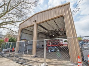 New Hyde Park Temporary Firehouse - 04-19-19