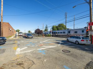 Covert Avenue Grade Crossing 10-12-18