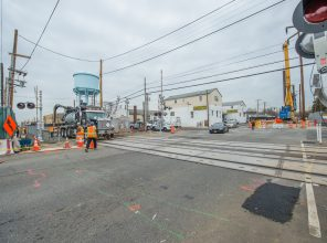 Covert Avenue Grade Crossing Elimination - 03-29-19