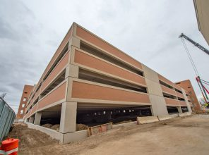 Westbury North Parking Garage 03-08-20