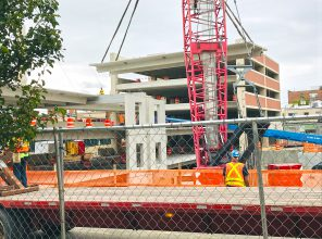 Mineola Harrison Avenue Parking Structure 09-06-19