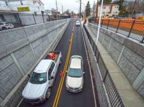 Covert Avenue Grade Crossing Elimination 12-13-19