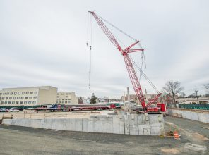 Westbury North Parking Garage 01-10-20