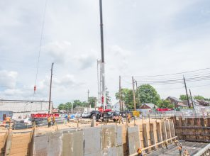 Covert Avenue Grade Crossing Elimination 06-07-2019