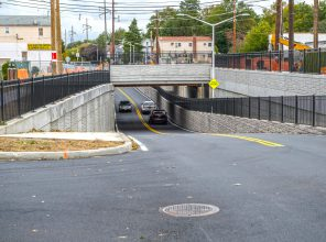 Covert Avenue Grade Crossing Elimination Offical Opening of Underpass - 10-17-19