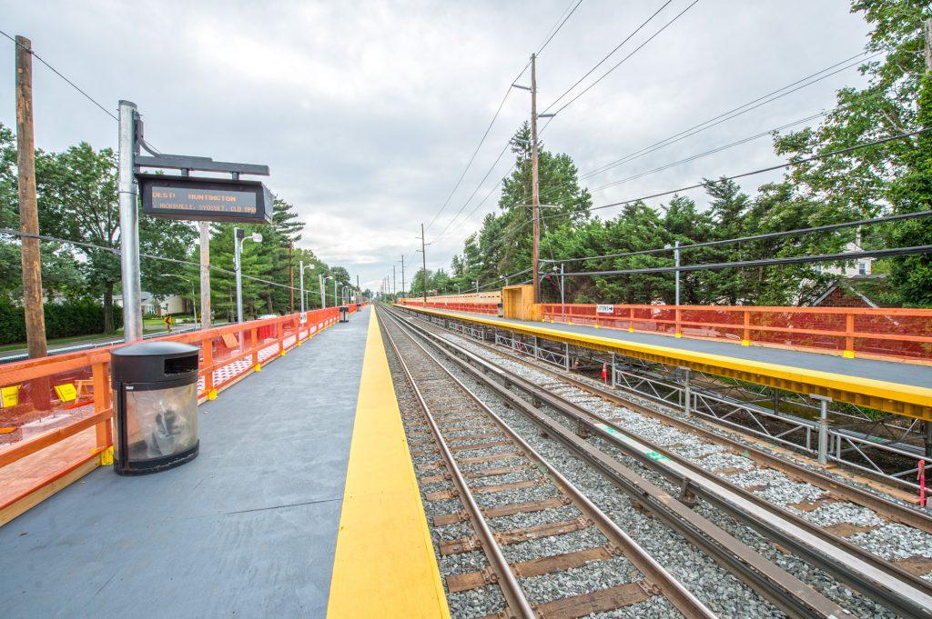 Merillon Avenue Station 08-23-19