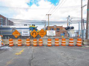 Main Street Grade Crossing Closure, March 2021