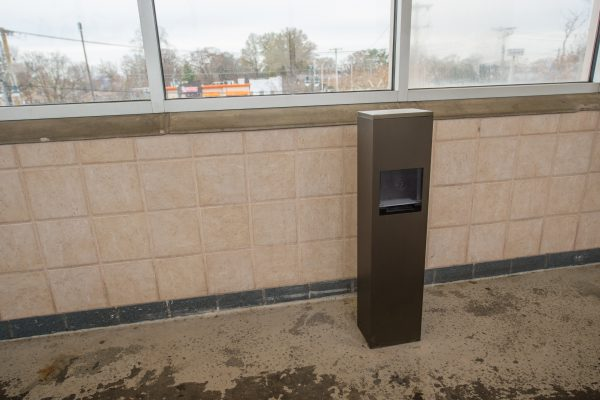 New USB Charging Station - Baldwin Station – 11-30-2018