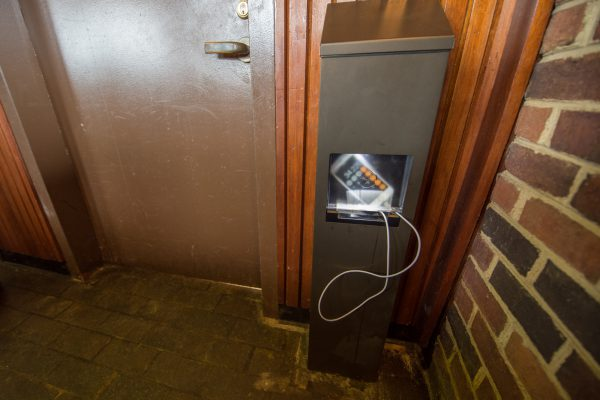 USB Charging Station in Ronkonkoma Station - 01-29-19
