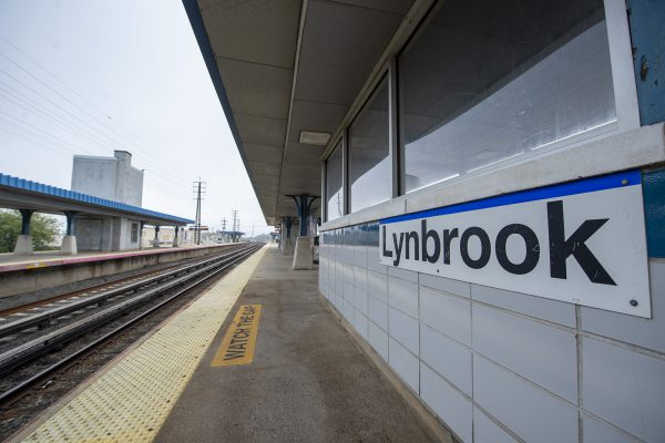 Lynbrook Station Before Enhancements 10-10-2018
