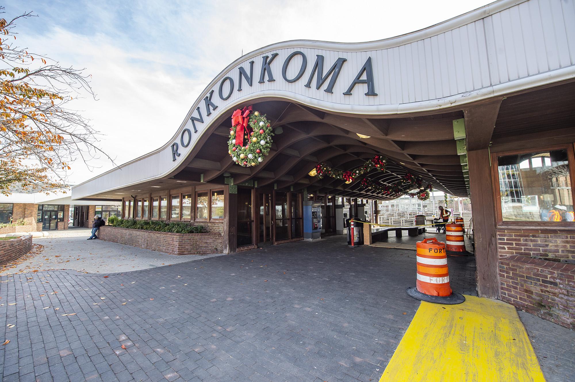 Ronkonkoma Station 11-08-18
