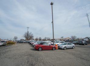 Westbury North Parking Garage 04-18-19