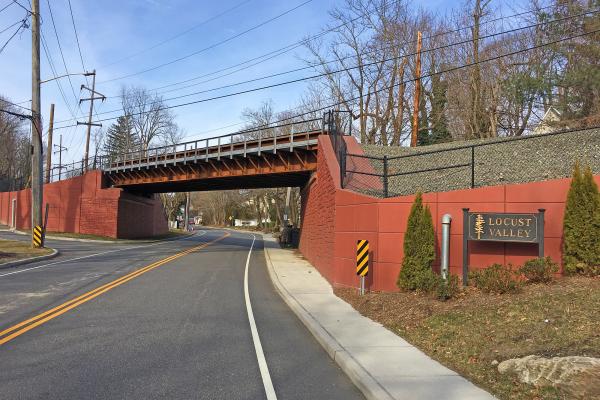 Buckram Road Bridge October 2019
