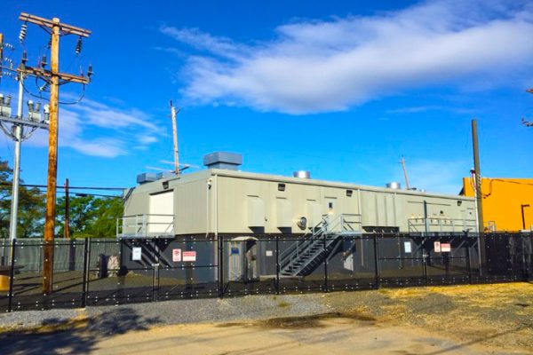 Oceanside Substation After Restoration (January 2015)