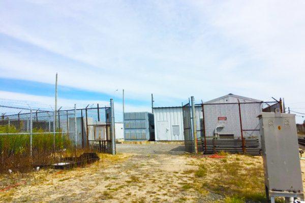 Long Beach Substation After Hurricane Sandy