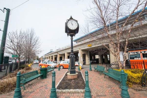 Lynbrook Station Pre-Construction - 02-22-19