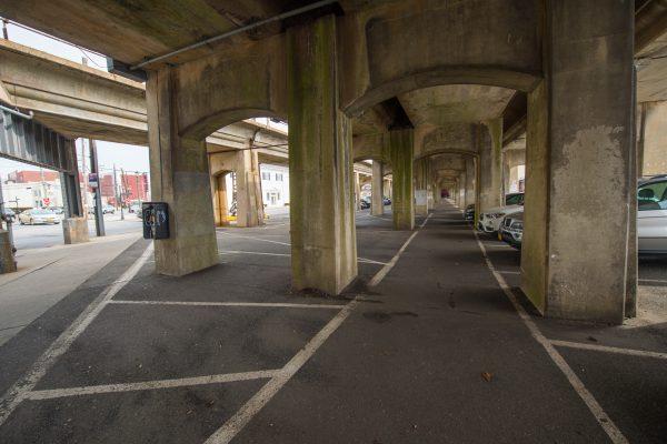 Lynbrook Viaduct Pre-Construction - 02-22-19