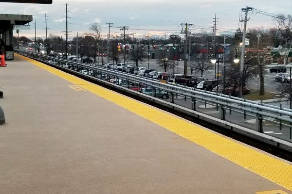 Baldwin Station Platform 11-27-2018