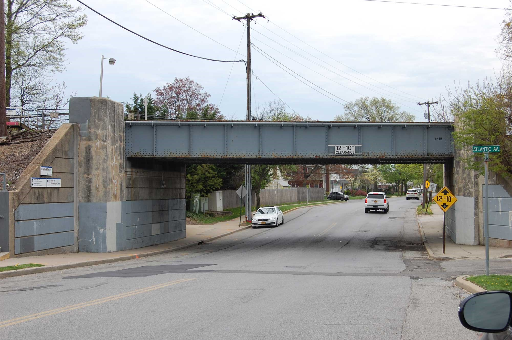 Cherry Lane Bridge 10-01-18