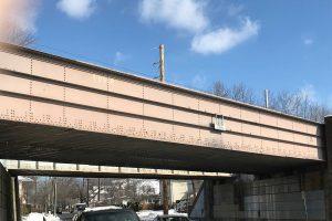 Plainfield Avenue Bridge Replacement Fall 2019