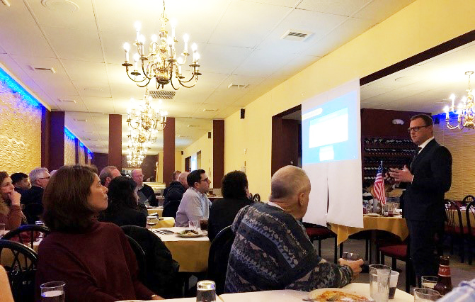 New Hyde Park Chamber of Commerce 11-15-18