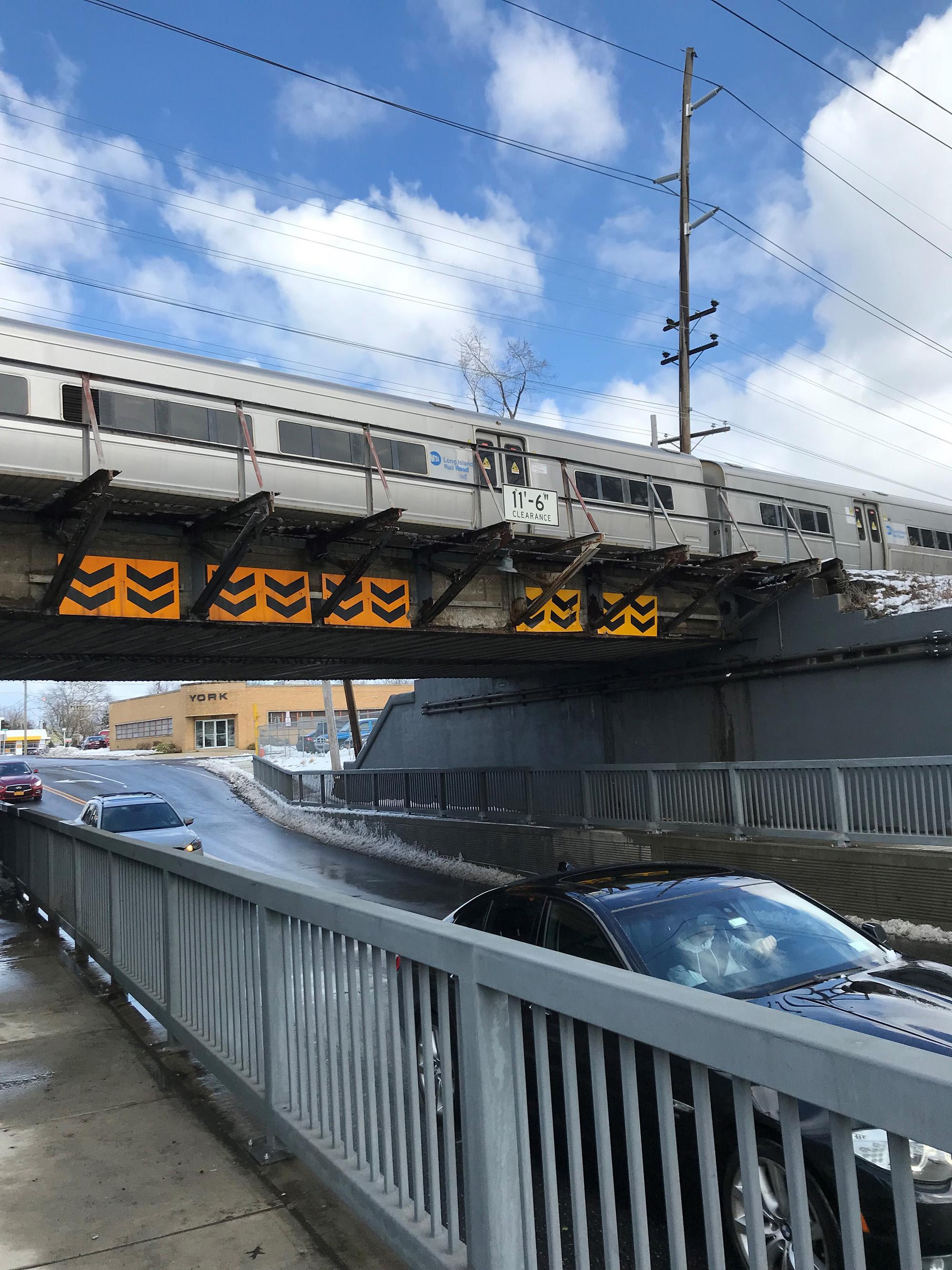 Glen Cove Road Bridge 12-18-18