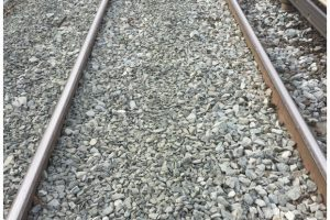 Typical Trackbed with Ballast