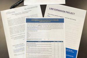 LIRR Expansion Project Announces Community Scorecard 01-11-19