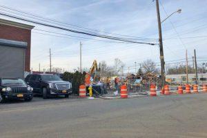 Urban Avenue Grade Crossing 01-17-19