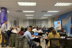 """LIRR Expansion Project Managers Brief Local Elected Officials on """"What to Expect in 2019"""""""