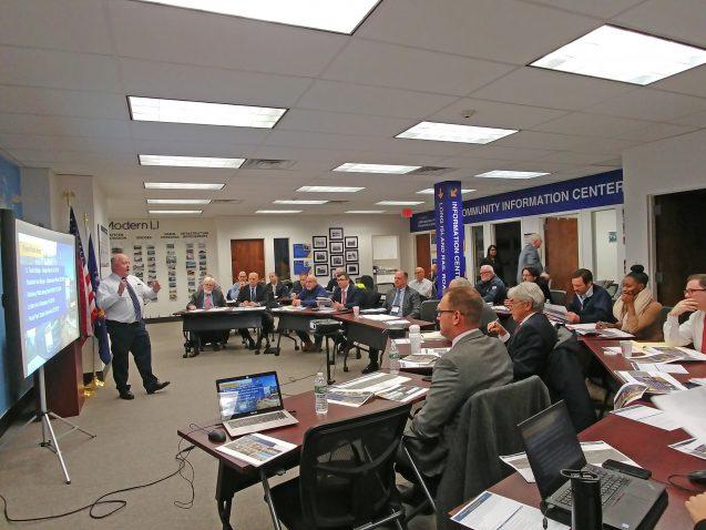 Mayors Update Mineola 02-27-19