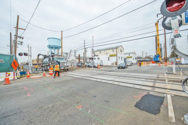 Covert Avenue Grade Crossing Elimination 03-29-19
