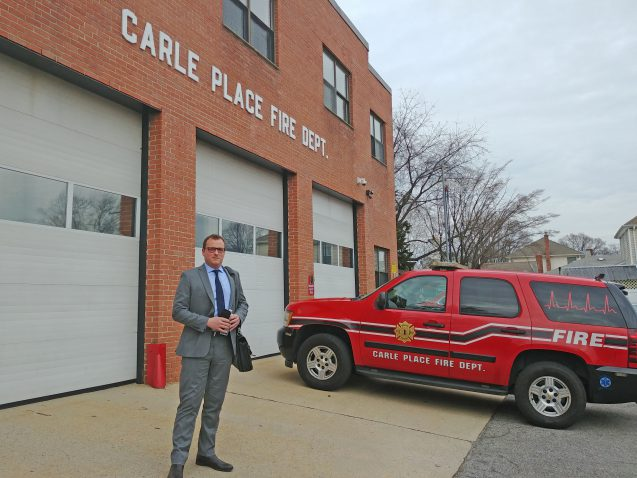 Carle Place Fire Department - 04-11-19