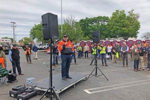 Community Outreach Safety Week - 05-10-19