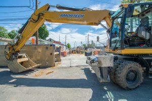 Urban Avenue Grade Crossing 05-24-19