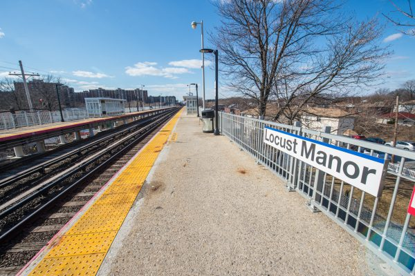 Locust Manor Station Enhancement - 03-12-19