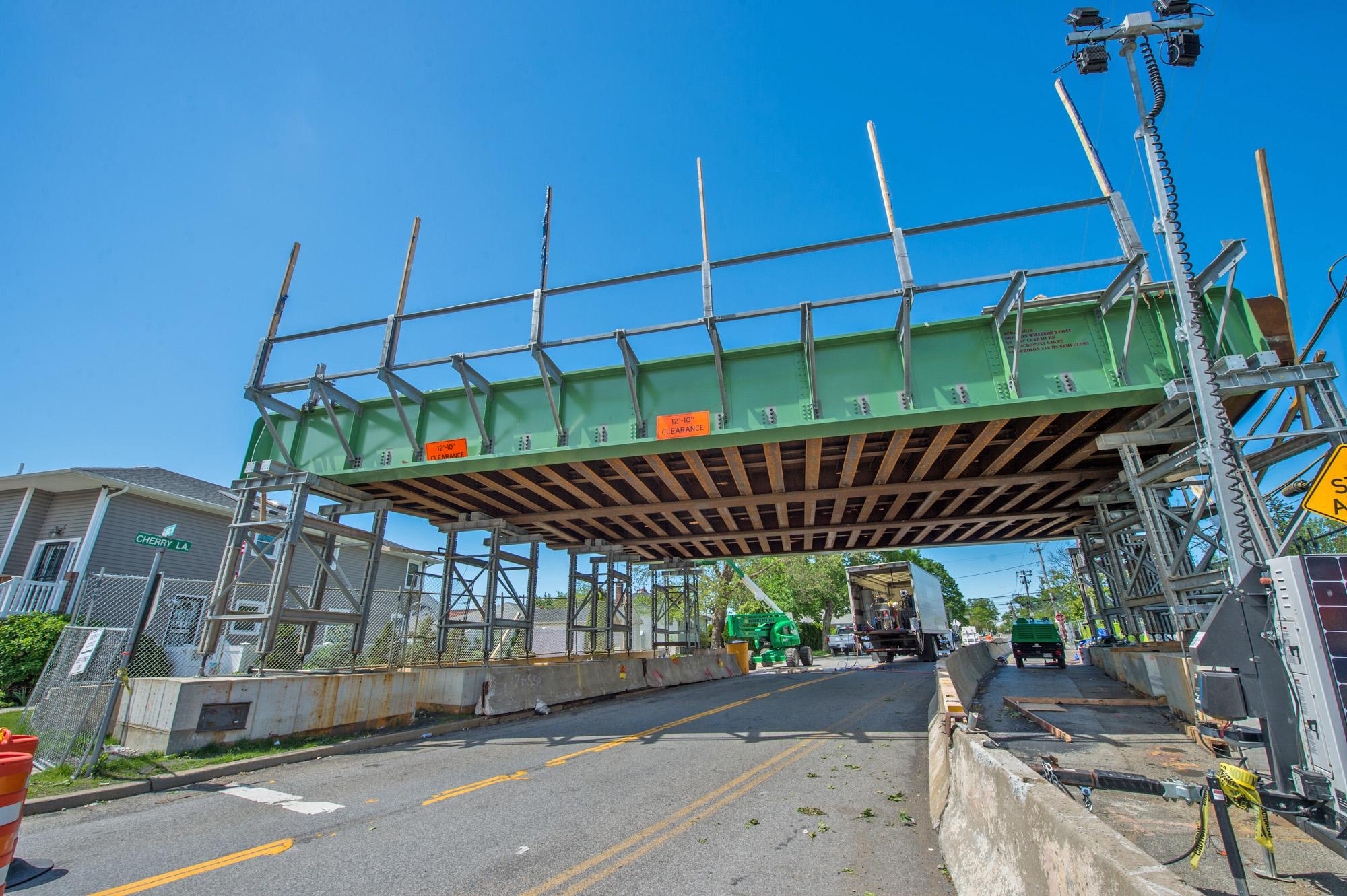 Cherry Lane Bridge 05-24-19