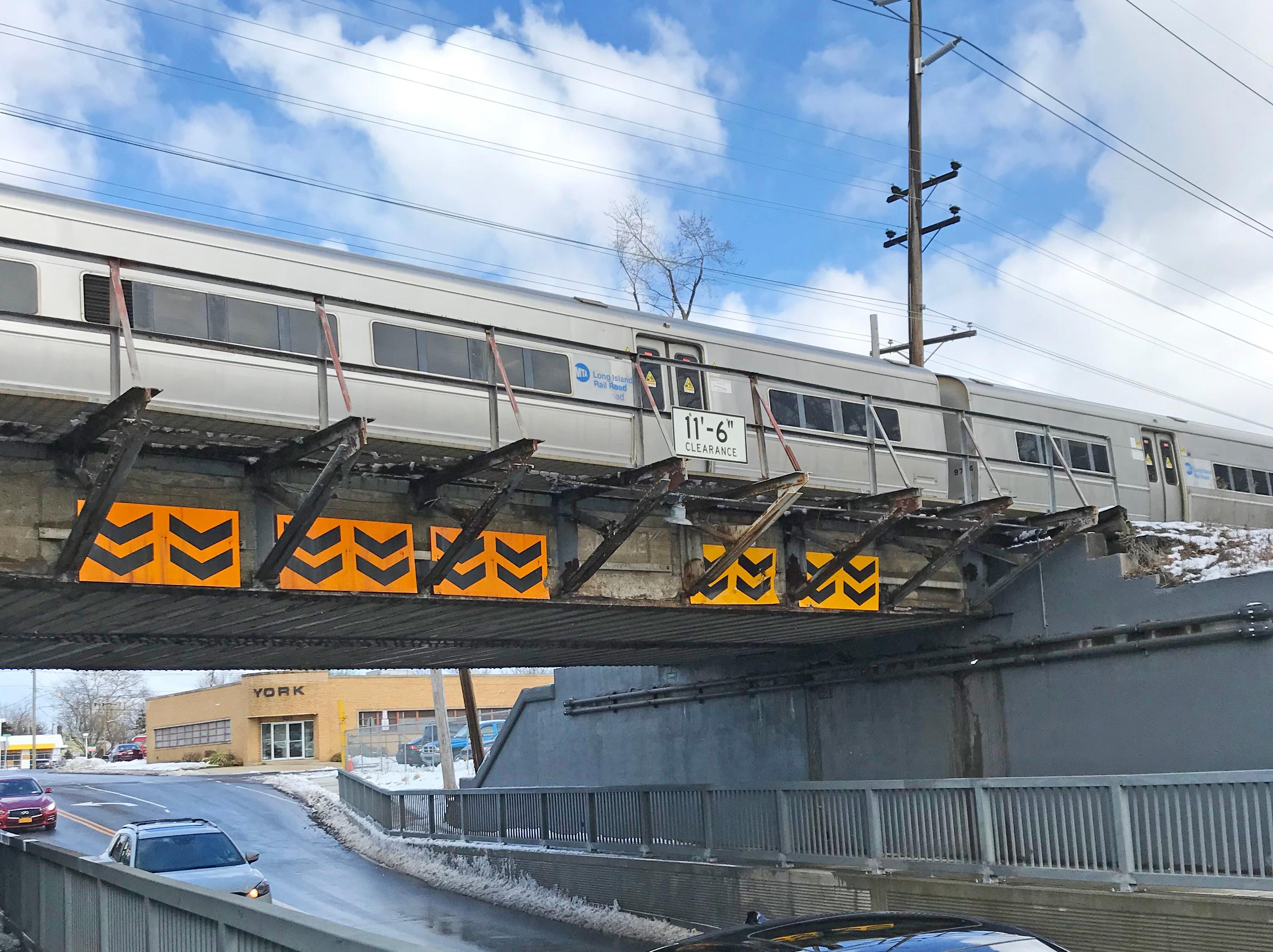 Nassau Boulevard Bridge Replacement Project Begins - 06-24-19