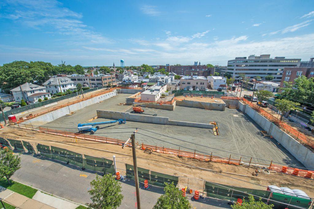 Mineola Harrison Avenue Parking Structure - 07-29-19