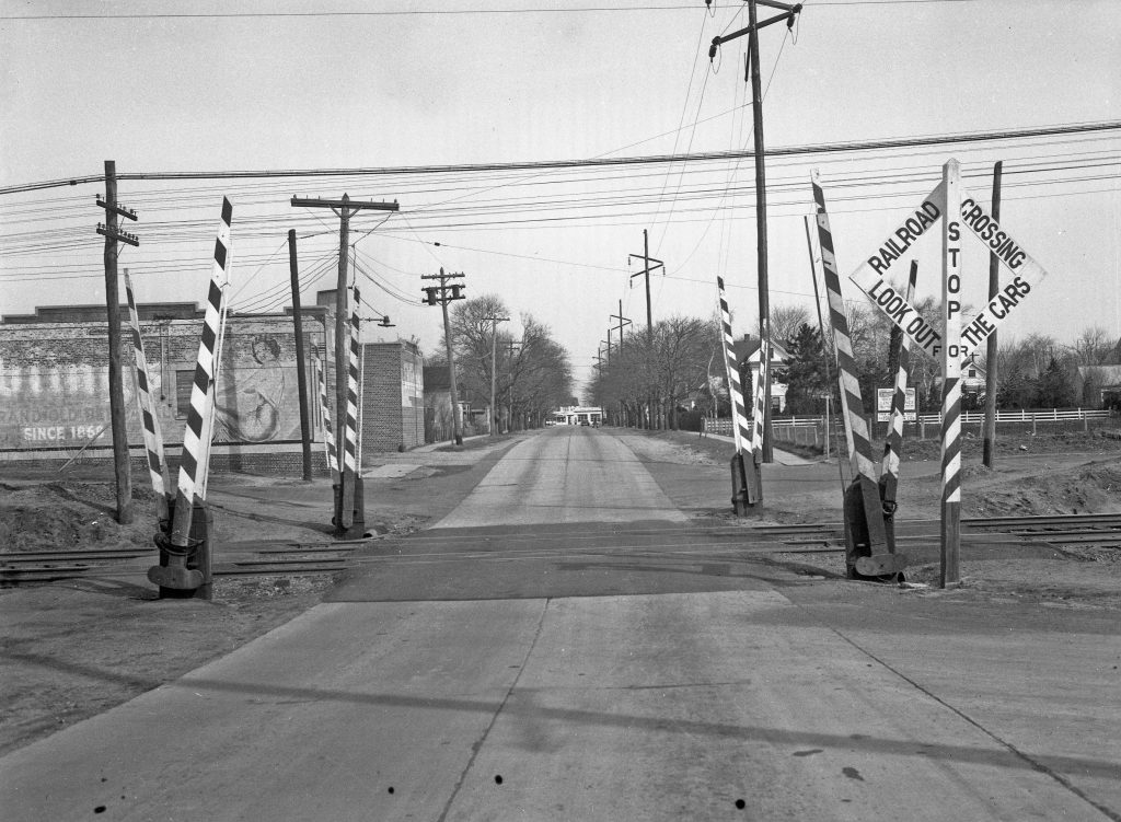 Covert Ave 04-18-43 Historical Photo