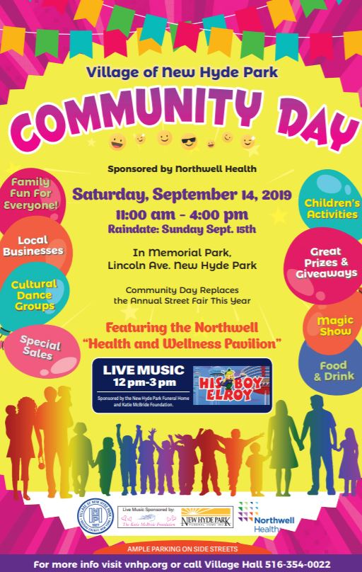 New Hyde Park Community Day