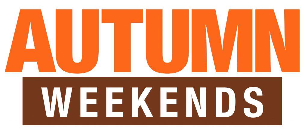 Autumn Weekends logo 2019