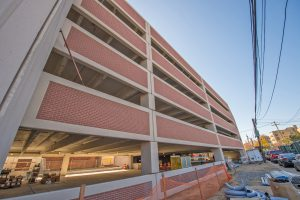 Mineola Harrison Parking Garage - 11-13-19