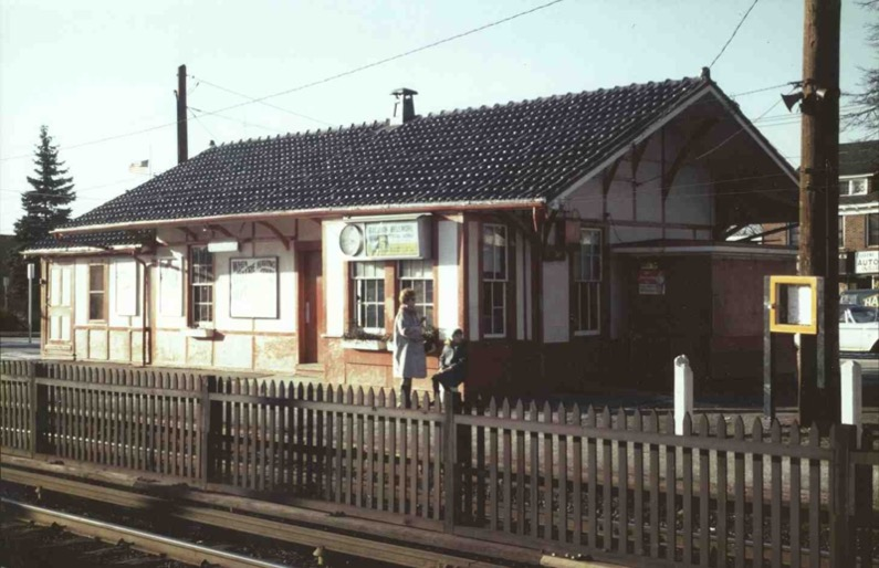 Bellmore Station 1960's