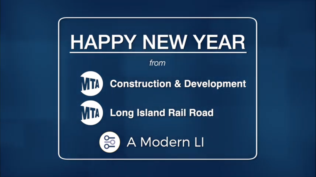 Happy New Year from AModernLI