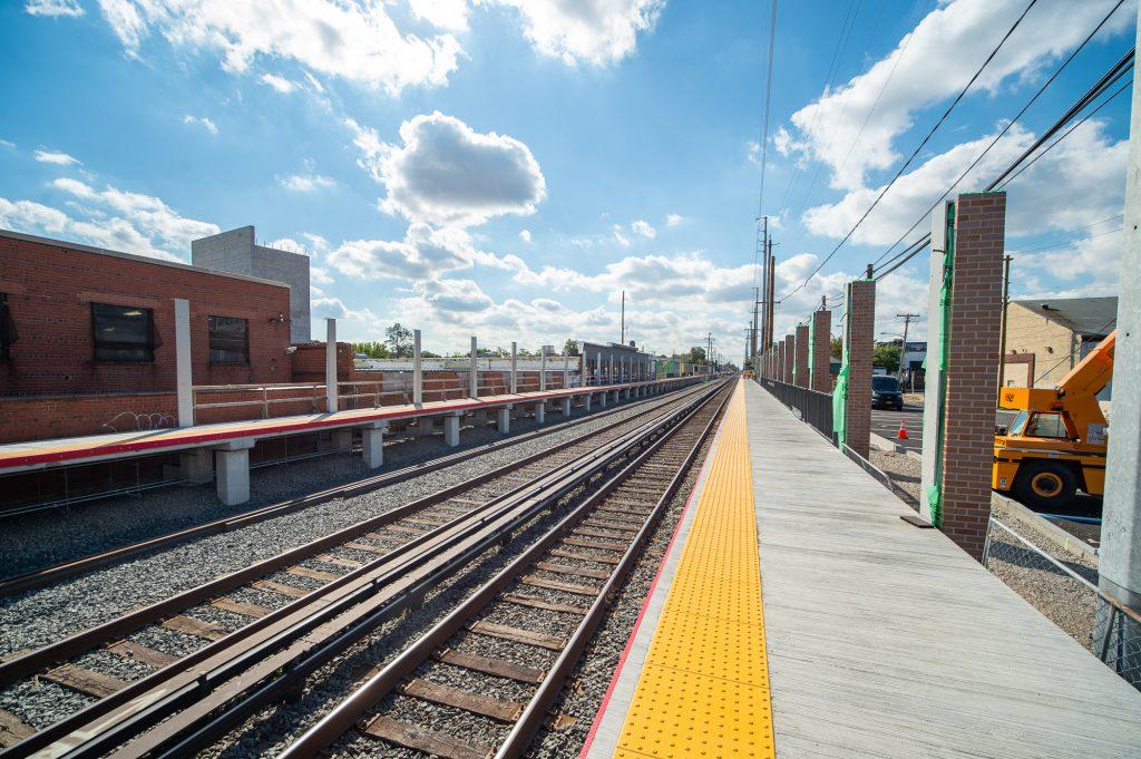 New Hyde Park Station